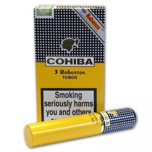 0604 cohiba robusto tube pack 3 300x300 - Cohiba Robustos Tubos - 3 điếu