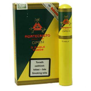 4114 300x300 - Montecristo Open Eagle Tubos - 3 điếu