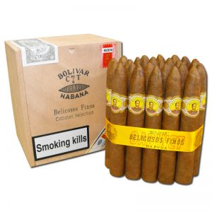 Xì gà Bolivar Belicos Finos 25 điếu