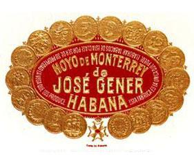 BrandHoyoDeMonterrey - Hoyo de Monterrey Coronations Tubos - 1 điếu