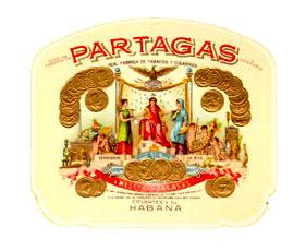 BrandPartagas - Partagas De Luxe Tubos - 10 điếu