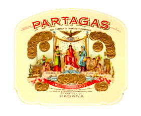 BrandPartagas - Partagas Mille Fleurs - 10 điếu