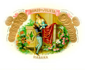 BrandRomeoYJulieta - Romeo Y Julieta No.2 - 3 điếu