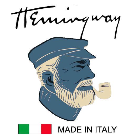 Logo tau hemingway - Tẩu Hemingway Pisa Lux S6