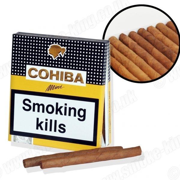 big cohiba cuban mini cigars 600x600 - Trang Bán Xì Gà và Phụ Kiện Xì Gà Cao Cấp