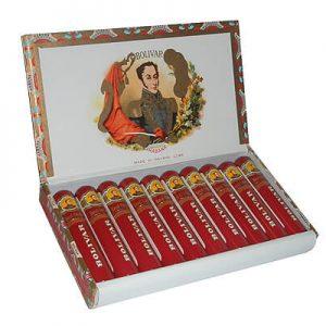bolivar royal corona tubos 10 300x300 - Bolivar Royal Coronas Tubos - 10 điếu