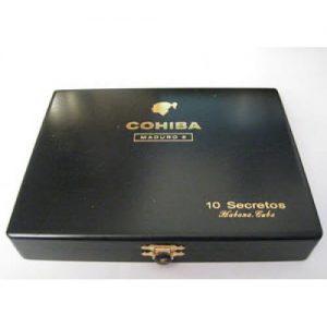 cohiba 2 300x300 - Cohiba Maduro 5 Secretos - 25 điếu