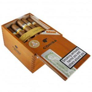 cohiba 25sigloiv box opened 1 3 300x300 - Cohiba Siglo IV - 25 điếu