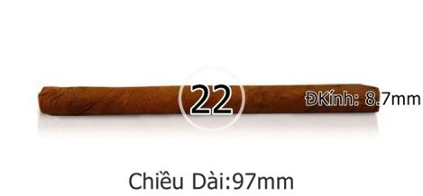 Kích thước xì gà Cohiba Club