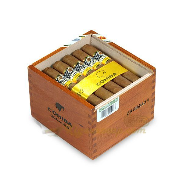 Mở lắp hộp gỗ Cohiba Siglo I