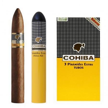 Xì gà Tubos Cohiba Piramides Extra