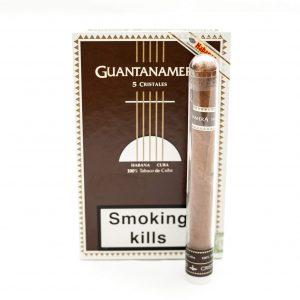 Xì gà ống Tubos Guantanamera