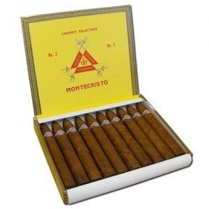 montecristo no2 B 10s 500px 300x300 - Montecristo No. 2 - 10 điếu