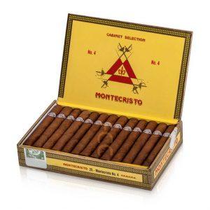 montecristo no4 3 1 1 1 1 1 2 4 1 9 300x300 - Montecristo No. 4 - 25 điếu