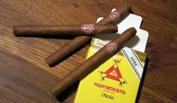 montecristo puritos - Montecristo Puritos - 25 điếu
