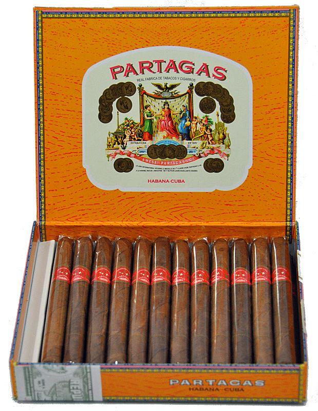 puritos partagas chicos jpg - Partagas Chicos - 25 điếu