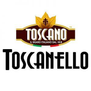 thuong hieu toscanello 300x300 - Toscanello Rosso Caffe Cappuccino- 5 điếu Vị Cappuccino