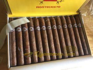 Xì gà Montecristo Lên Tuyết