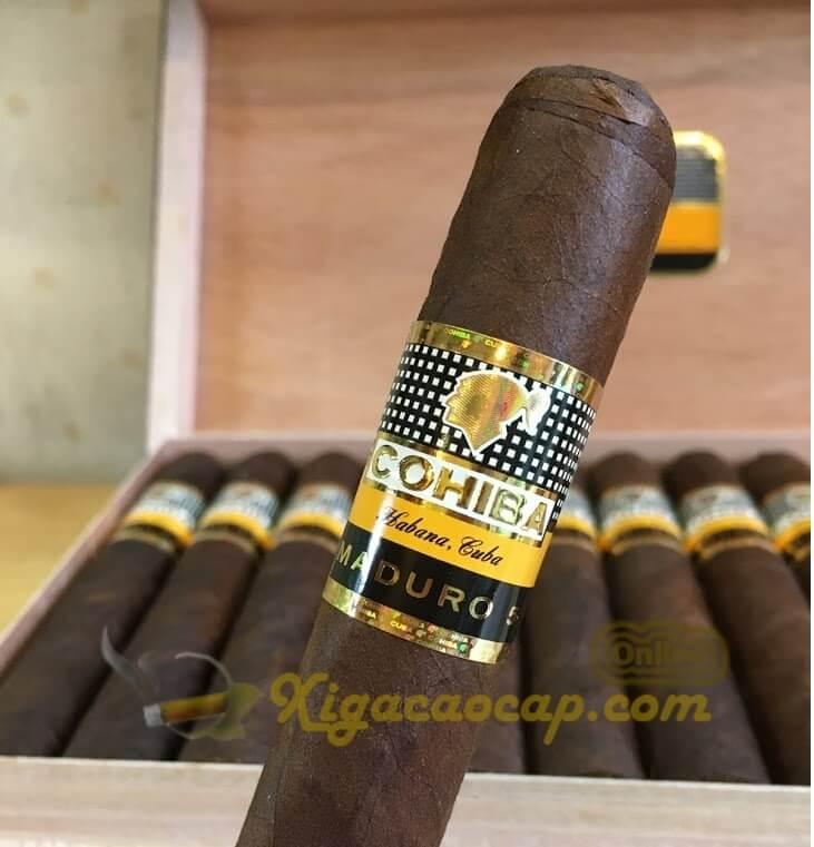 bạn hãy thử xì gà chính hãng của chúng tôi để thấy sự khác biệt