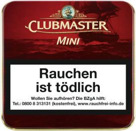 Clubmaster Red xigacaocap2 - ClubMaster Mini Red - 20 điếu