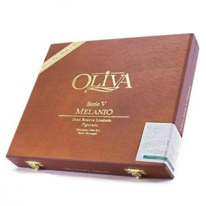Hộp gỗ Oliva serie V Melanio Figurado sang trọng