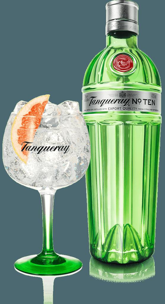Rượu nhẹ Tanquery No Ten