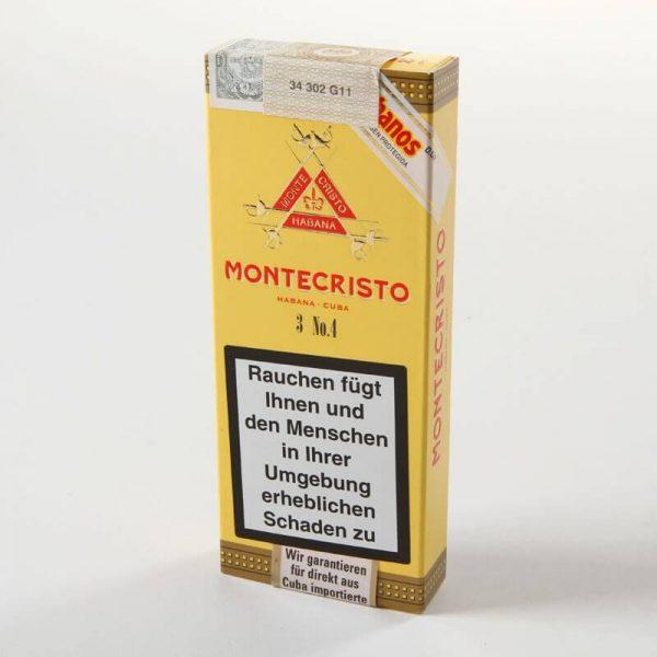 Monterisot No.4 3 điếu