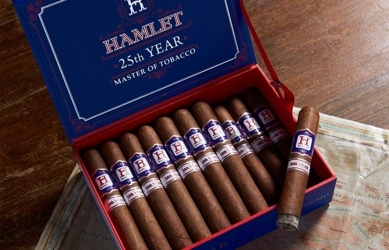 Hamlet 25th Year xigacaocap 2 - Xì gà bị tắc nguyên nhân và mẹo khắc phục