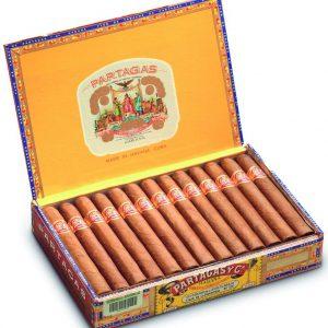 Hộp gỗ Partagas Mille Fleurs 25 điếu
