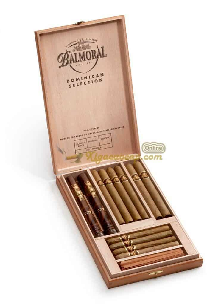 Balmoral Collection Year of the Monkey Edition 3 742x1024 - Balmoral Dominican Selection Collection - 12 điếu