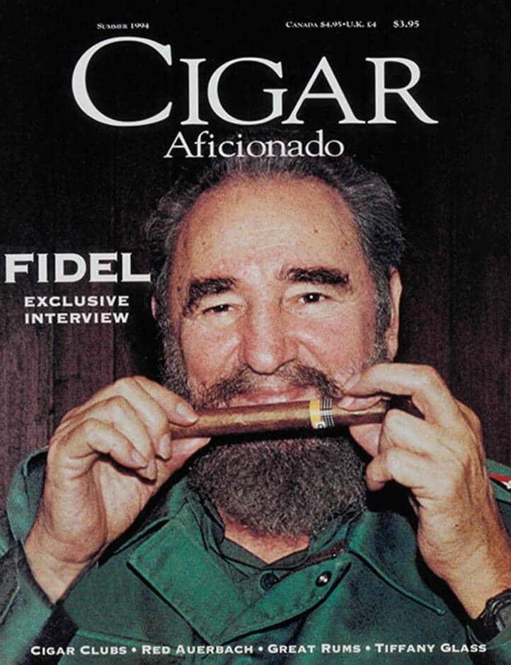 fidel - COHIBA: Câu Chuyện Về Thuốc Xì Gà Ưa Thích Của Castro