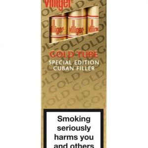 Villiger Gold Tube Special Edition Cuban Filler 3 điếu