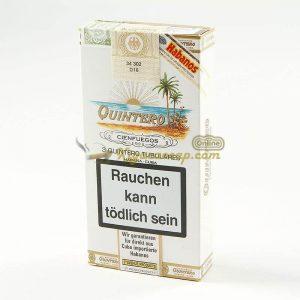 Quintero Tubulares hộp 3 điếu ống nhôm