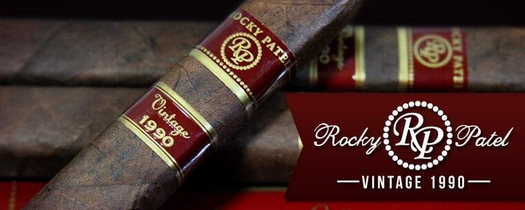 rocky patel vintage 1990 cigars - Rocky Patel Vintage 1990 Robusto - 1 điếu