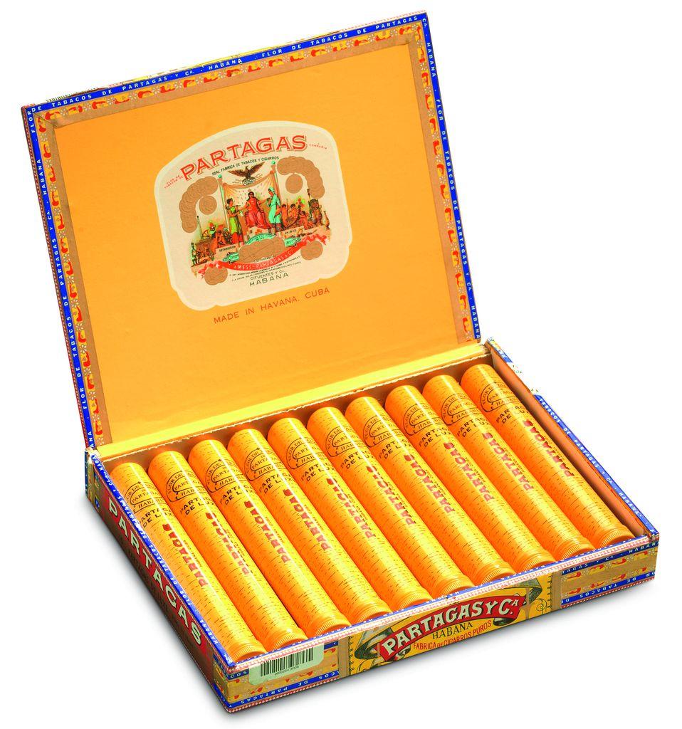 Partagas deLuxe AT 10S sta pac 1024x1024 - Partagas De Luxe Tubos - 10 điếu