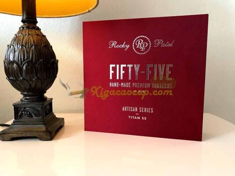 xi ga Rocky Patel Fifty Five