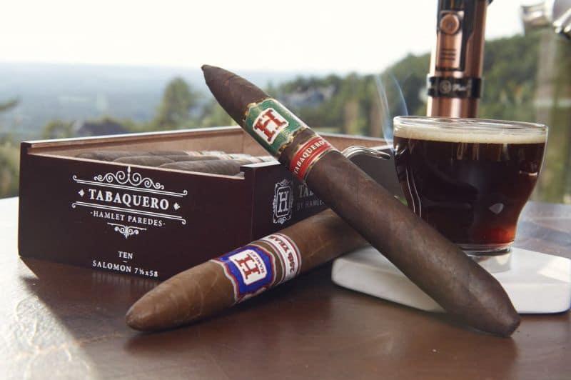 rp hamlet paredes tabaquero 22 - Rocky Patel Hamlet Tabaquero Salomon - 1 điếu