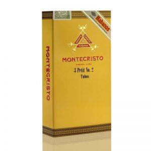 MONTECRISTO Petit No. 2 Tubos