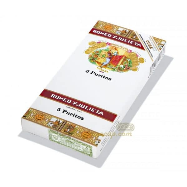 Romeo Y Julieta Puritos - 5 điếu