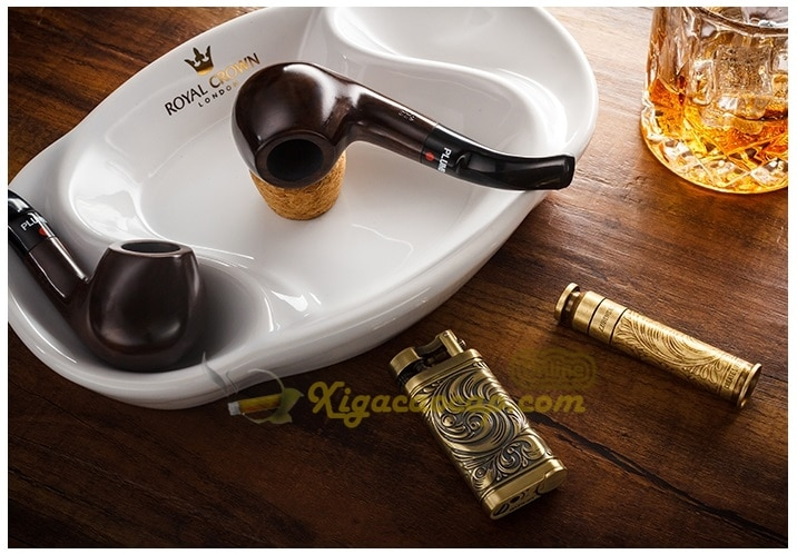 bo phukien hut tau cao cap lubinski luxury pipes 13 - Bộ phụ kiện hút tẩu cao cấp kèm 2 tẩu thuốc Lubinski Luxury Pipes