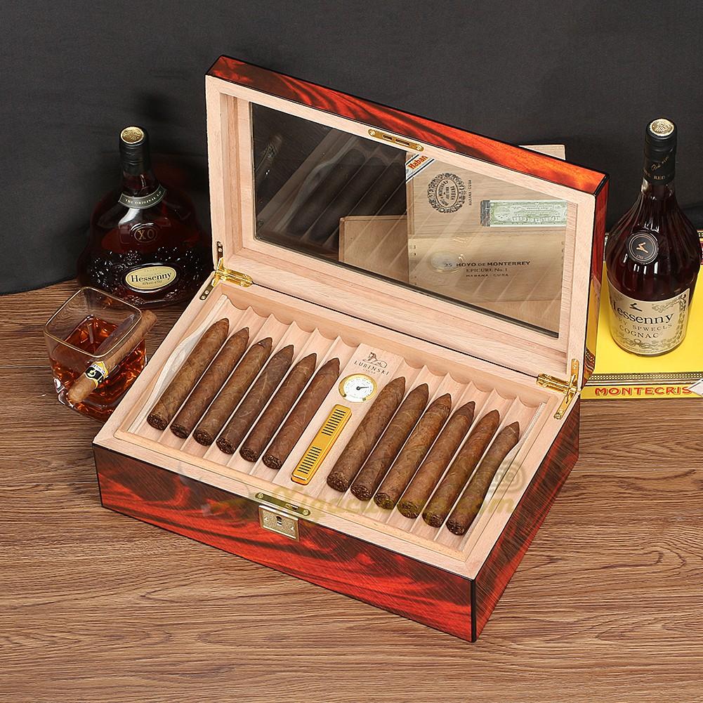 hộp giữ ẩm xì gà