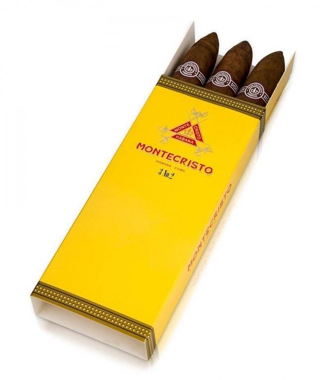 montecristo no. 2 3s2 - Montecristo No. 2 - 3 điếu