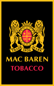 mac baren logo - Thuốc tẩu Mac Baren HH Old Dark Fired 50g