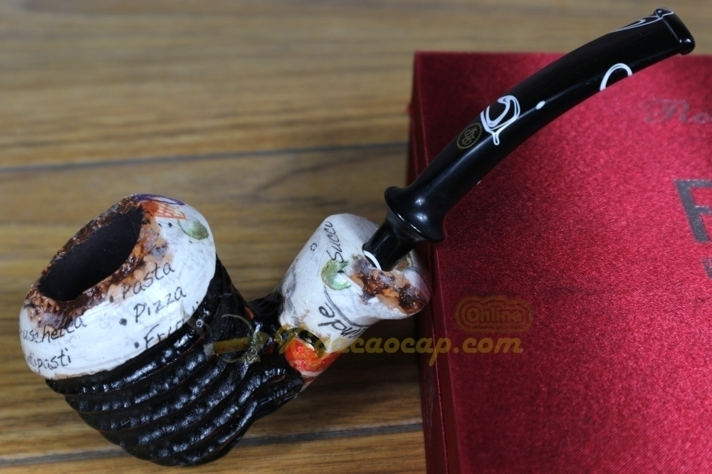 pipe rocky patel prague limited denmark 01 1 - Tẩu Rocky Patel Prague Limited Denmark #01