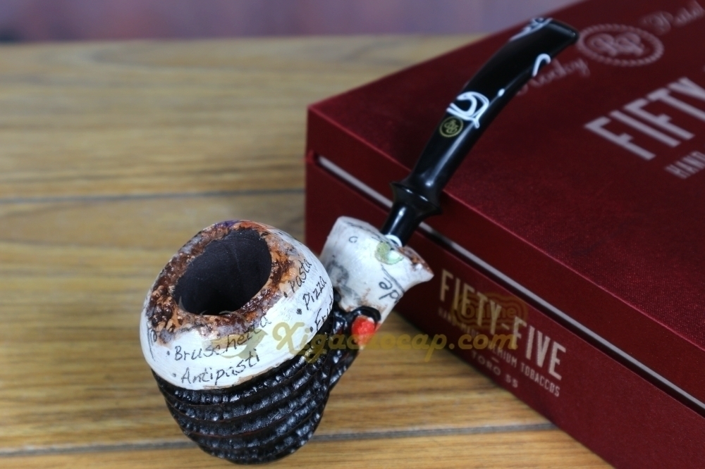 pipe rocky patel prague limited denmark 01 3 - Tẩu Rocky Patel Prague Limited Denmark #01
