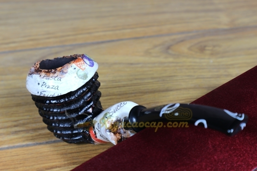pipe rocky patel prague limited denmark 01 4 - Tẩu Rocky Patel Prague Limited Denmark #01
