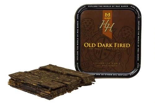 Mac Baren HH Old Dark Fired 50g 1 - Thuốc tẩu Mac Baren HH Old Dark Fired 50g