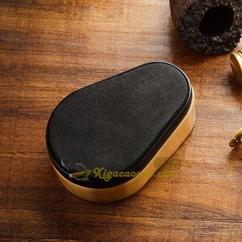 gia de tau lubinski gold 3 - Giá để tẩu thuốc Lubiskin Gold