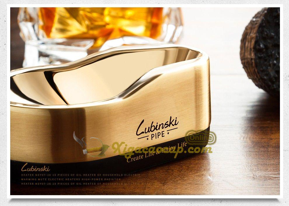 gia de tau lubinski gold 4 - Giá để tẩu thuốc Lubiskin Gold