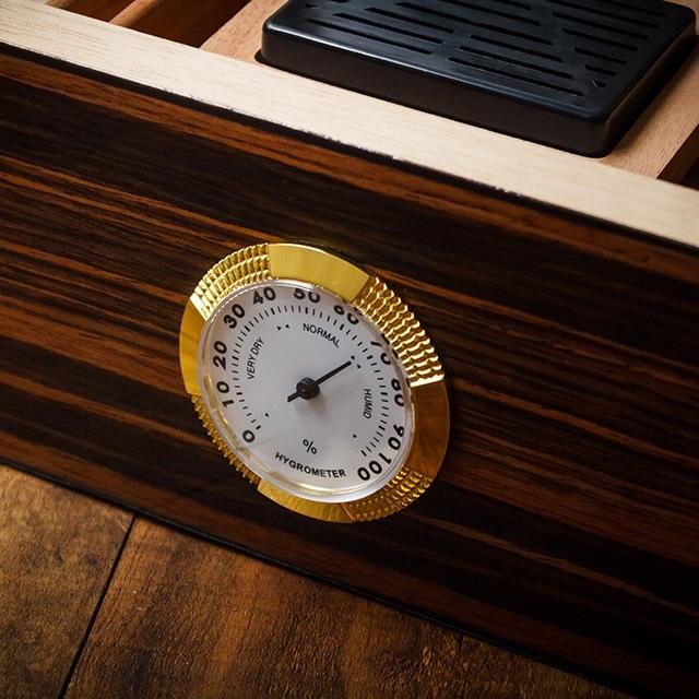 đồng hồ đo độ ẩm xì gà